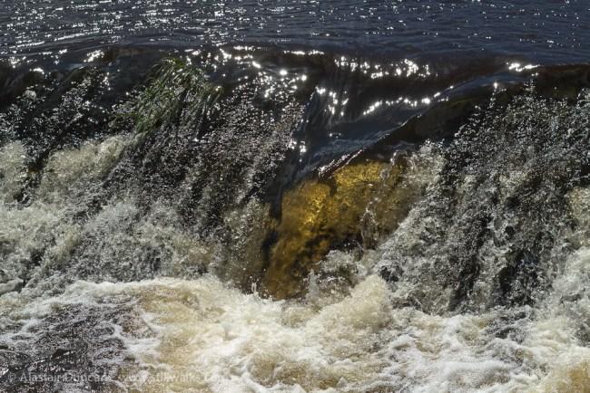 Nith rapids