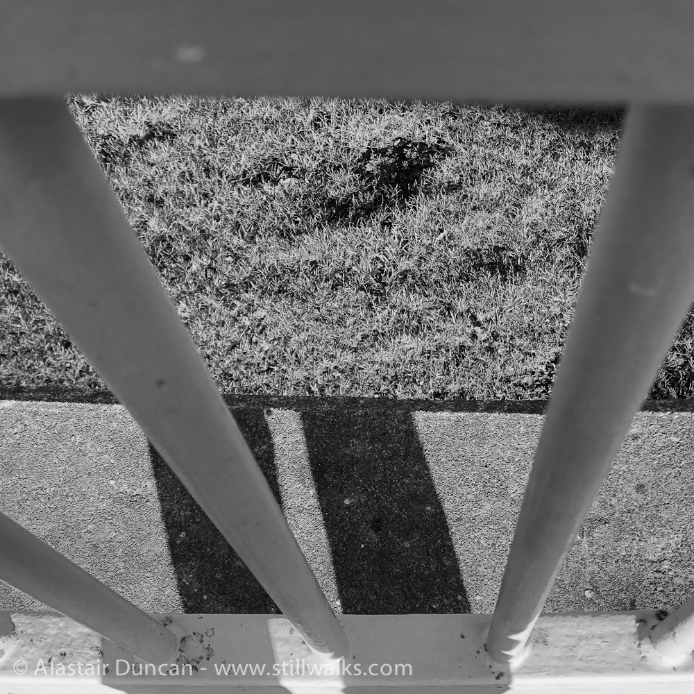 railing perspective