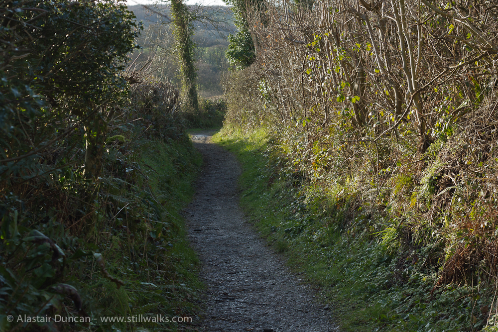 deep footpath
