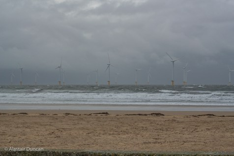 North Sea Redcar