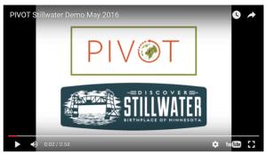 PIVOT Stillwater Video