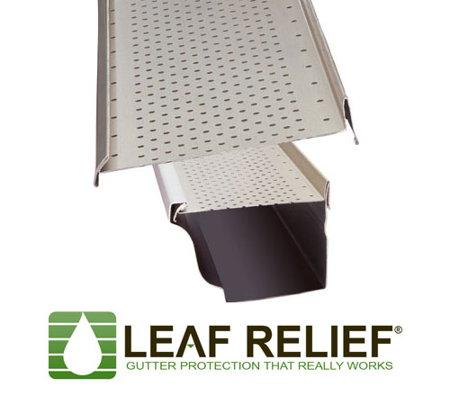 Leaf Relief from Montana's Still Water Raingutter Co.