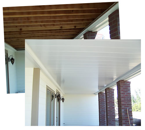 Stay Dry Underdecking from Montana's Still Water Raingutter Co.
