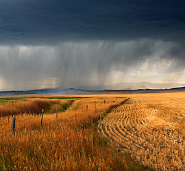Rural Montana Storm Clouds © Jason P Ross | Dreamstime.com