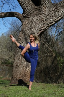 Waleah Norton owns Red Earth Yoga Center in Stillwater 500