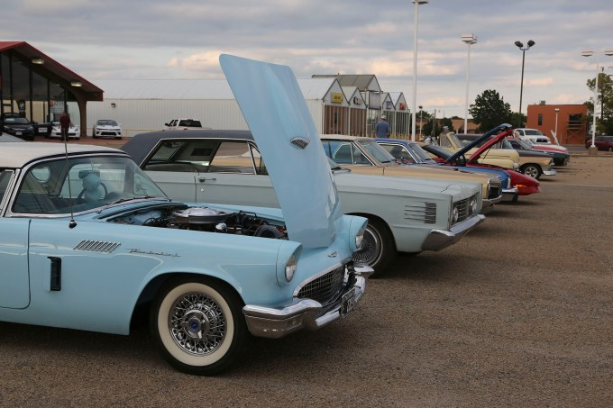 Wilson Chevrolet kicked off the summer with their first Cruise-in, on May 20, 2016. Additional cruise-ins are scheduled for the third Friday of each month all summer long.