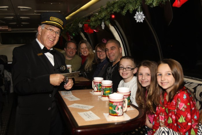Photo courtesy of Eastern Flyer Polar Express