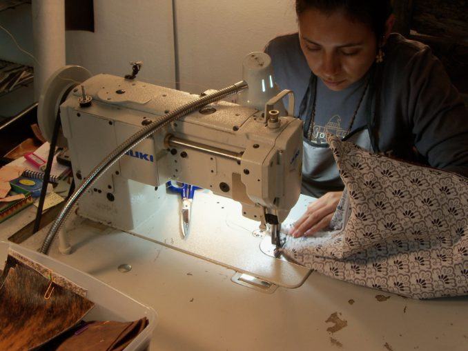 22e5b6da2 A sneak peek at their manufacturing process. Since starting their Facebook  page, Holy Cow Couture ...