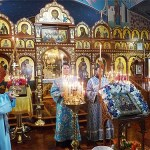 Kursk Root Icon to visit St. Tikhon's Monastery