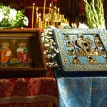 "The Kursk-Root Icon of the Mother of God ""of the Sign"" Once Again Visits SS Peter and Paul Church"