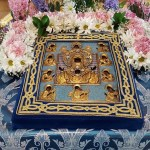 700 Year Old – Miracle Working – Kursk Root Icon To Visit St Nino Orthodox Christian Church, Stillwater OK, May 11 2016