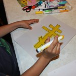 Craft Project for Orthodox Sunday of the Cross