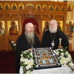 Religious Icon Revered by Tsars and Princes Visits Gloucestershire UK