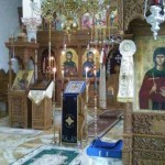 PHOTO:  Holy Kursk Icon Visits St. Paraskevi Greek Orthodox Monastery
