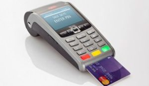 EMV Credit Card Terminal