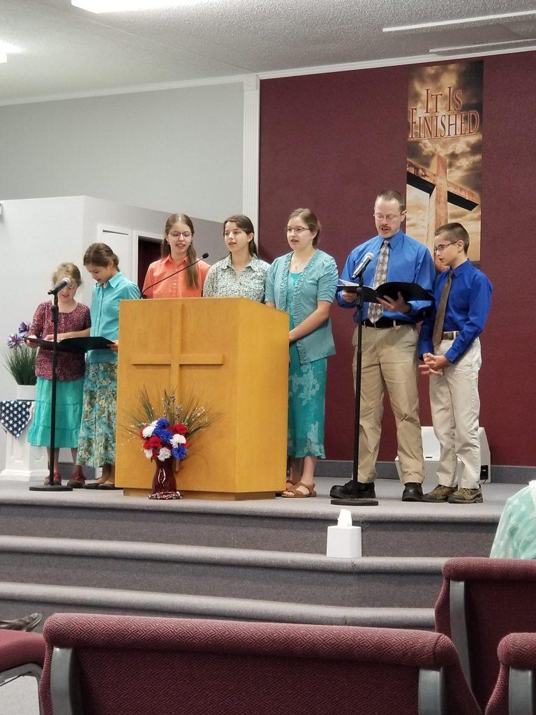 Seigler Family Special Music