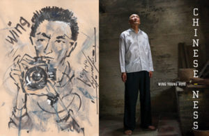 Wing Young Huie, the author of Chinese-Ness: The Meanings of Identity and the Nature of Belonging