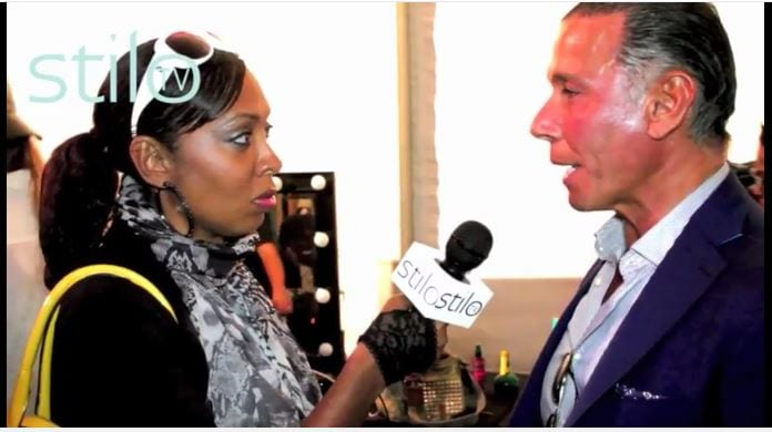 Funkshion 2014: Raphael Reboh of FEMME COIFFURE MIAMI