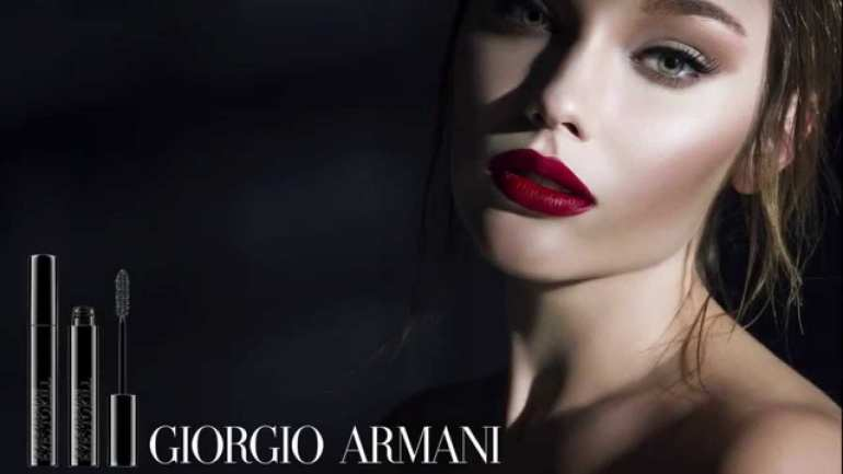Georgio Armani Beauty Sponsors 75th Venice IFF
