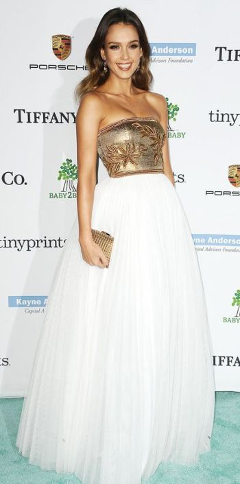 attends the 2014 Baby2Baby gala at The Book Bindery on November 8, 2014 in Culver City, California.