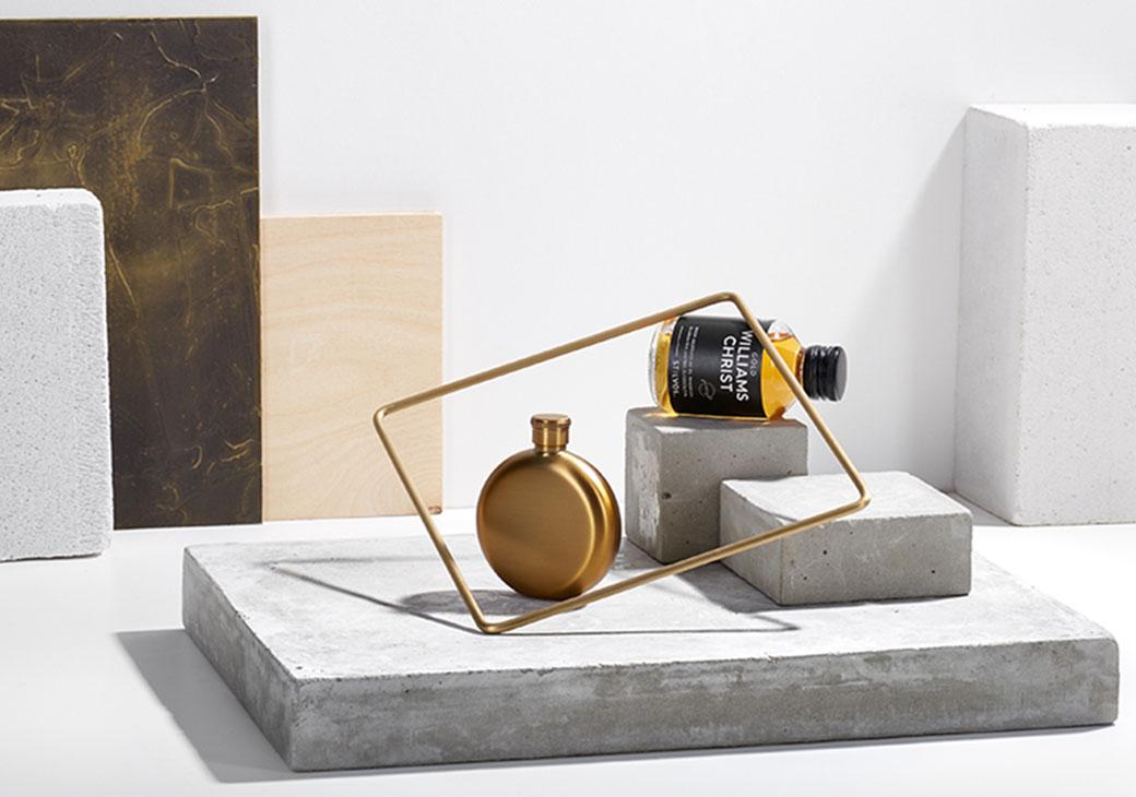 STILVOL. Flachmann Package - Williams Gold