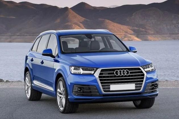Audi Q7 Price Images Review Specs