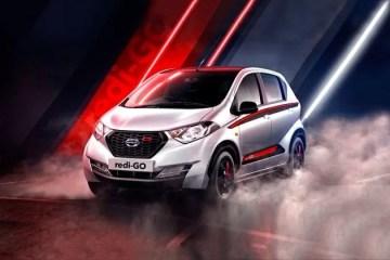 Datsun redi-GO 2016-2020 AMT 1.0 S On Road Price (Petrol ...