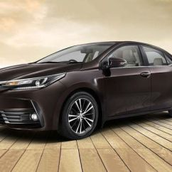 New Corolla Altis Launch Date In India Grand Kijang Innova Toyota Price Images Review Specs Front Left Side Image
