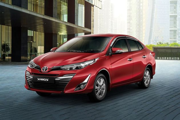 toyota yaris trd india harga grand new avanza tahun 2015 price images review specs front left side image