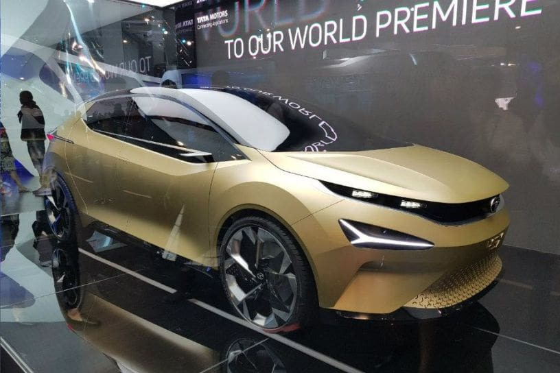 Confirmed Tata 45xbased Hatchback To Launch In 2019