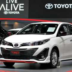 Toyota Yaris Trd Sportivo 2018 Price Modifikasi All New Will This Sportier Version Launch In India