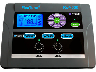 Electronic Muscle Stimulators Flextone 4000