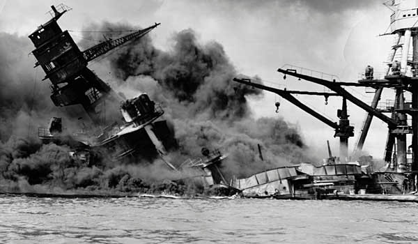 December 7, 1941 - A Date Which Will Live in Infamy