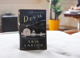 Devil in the white city book cover and review