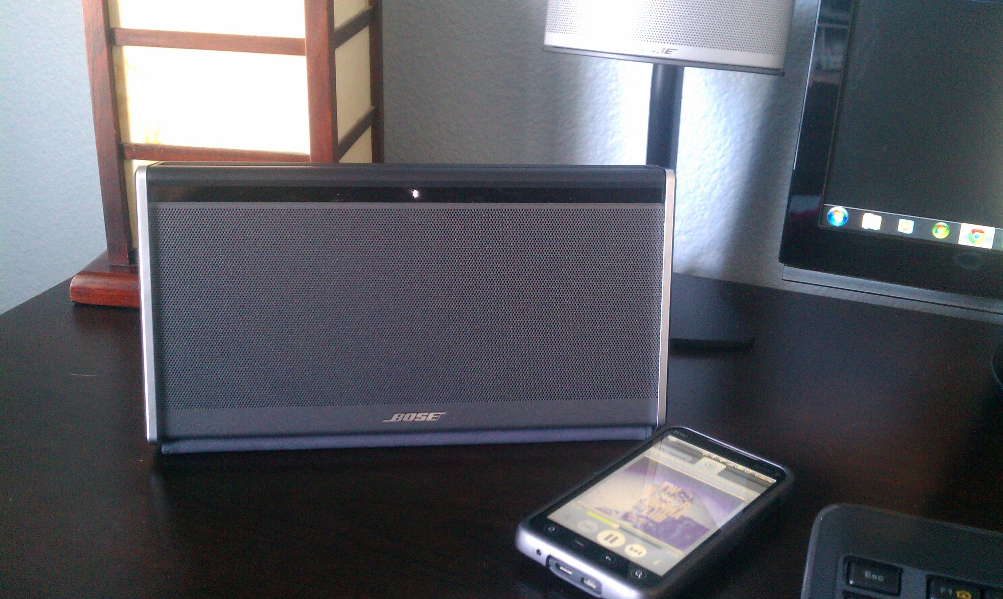 Review: Bose SoundLink® Wireless Mobile Speaker