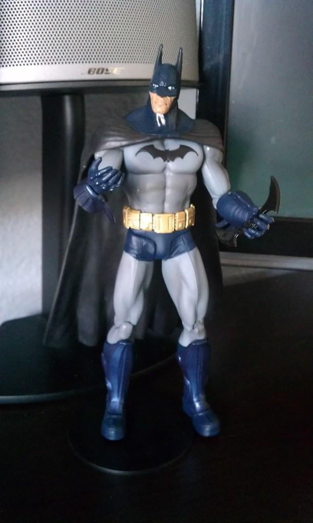 Batman Series 1 Arkham Action Figure