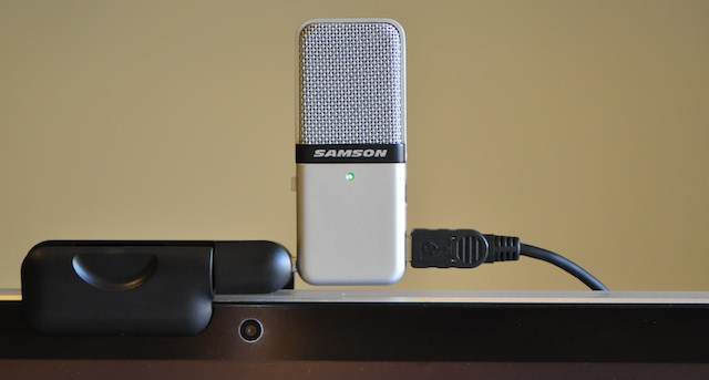 Samson Go Mic Review | Stimulated Boredom
