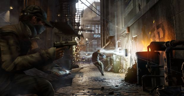 Watch Dogs 7 Stimulated Boredom