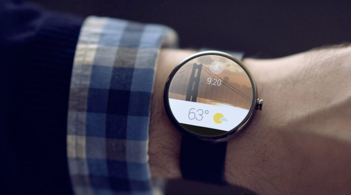 Google IO Android Wear Stimulated Boredom