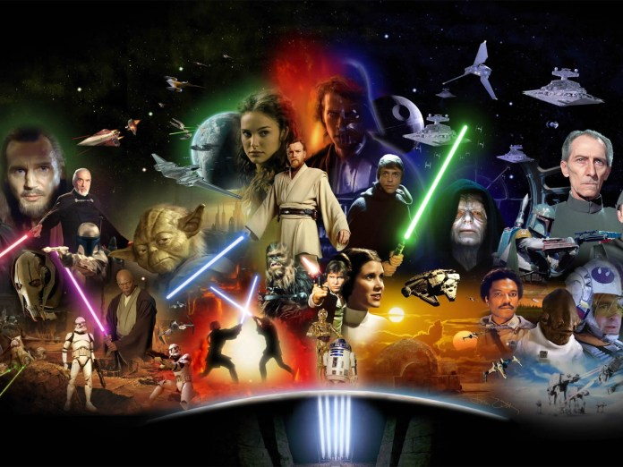 star-wars-saga stimulated boredom what order should I watch