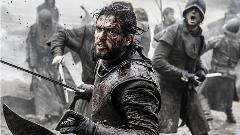 Battle of the Bastards Jon Snow Game of Thrones Episode 9 Stimulated Boredom