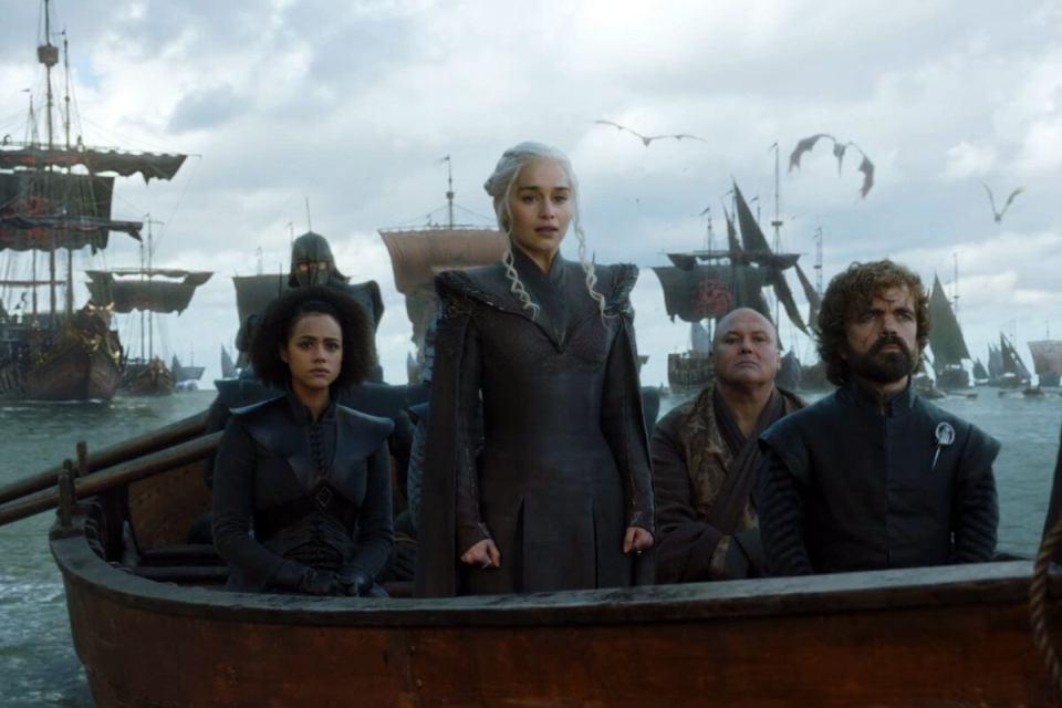 Dragonstone Game of Thrones Season 7 Episode 1 Podcast