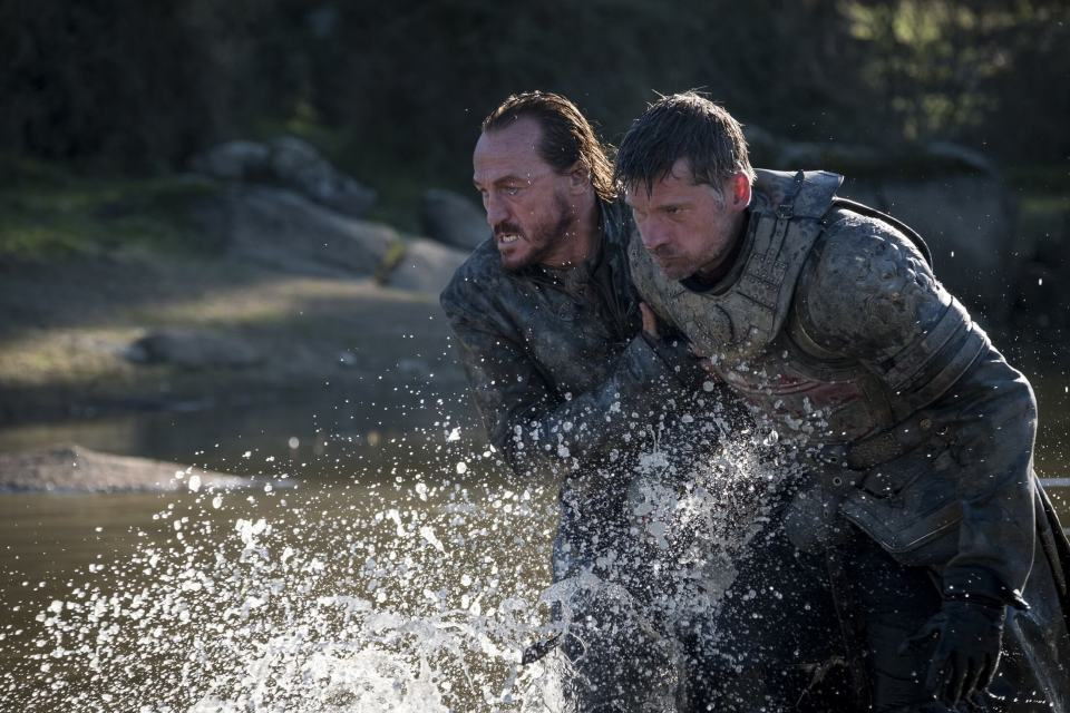 Jaime and Bron