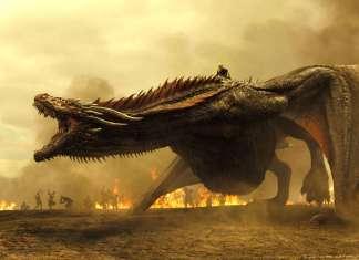 Game of Thrones Spoils of War Drogon the Dragon