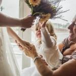 Kristin och Bernardos bröllop, augusti 2014