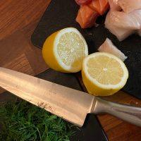 Fisksoppa med dill
