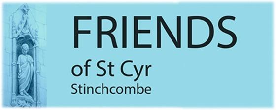 Friends of St Cyr Logo