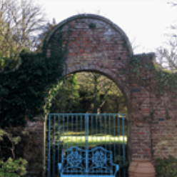 Gateway in Wall