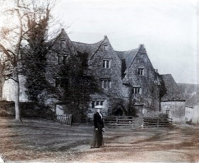Lady Beatrice Mary Prevost