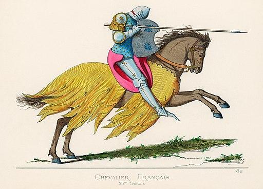 14th century knight